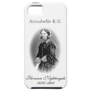 Florence Nightingale-Nurse+Personalize Name iPhone SE/5/5s Case