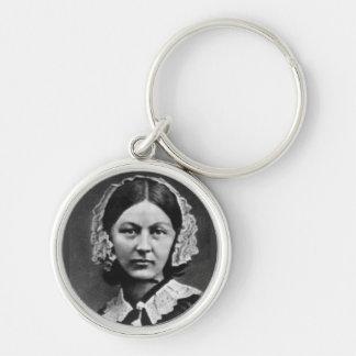 Florence Nightingale Nursing Keychain