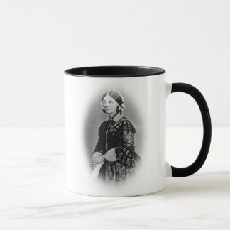 Florence Nightingale Pledge-Cameo Photograph Mug