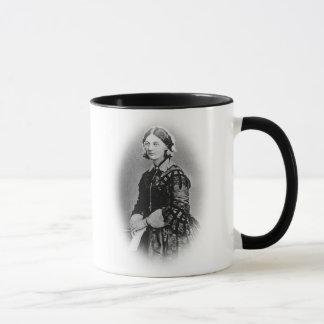Florence Nightingale Pledge-Cameo Photograph Mug