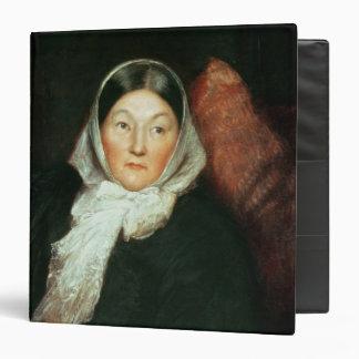 Florence Nightingale Vinyl Binders