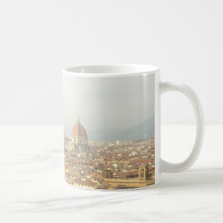 Florence or Firenze Italy Cityscape Coffee Mug