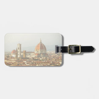Florence or Firenze Italy Duomo Bag Tag
