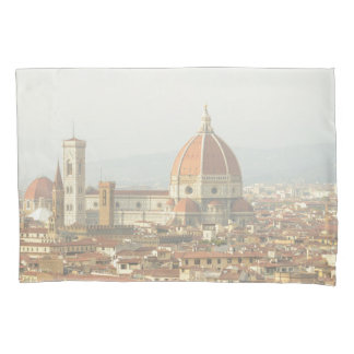 Florence or Firenze Italy Duomo Pillow Case