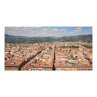 Florence Custom Photo Card