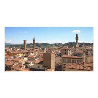 Florence Customized Photo Card