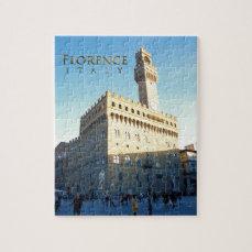 Florence - Piazza della Signoria Jigsaw Puzzle