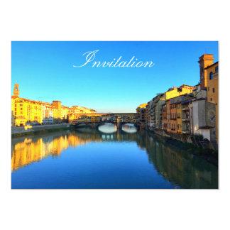 Florence - Ponte Vecchio Card