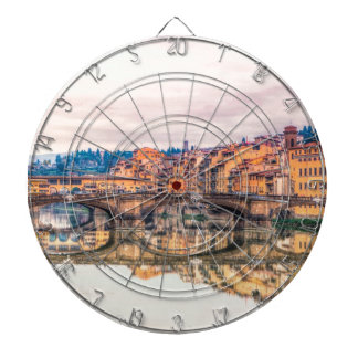 Florence Ponte Vecchio Dartboard