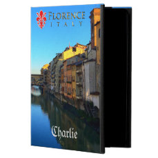 Florence - Ponte Vecchio iPad Air Covers