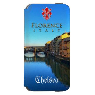 Florence - Ponte Vecchio iPhone 6/6s Wallet Case