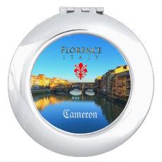 Florence - Ponte Vecchio Makeup Mirror