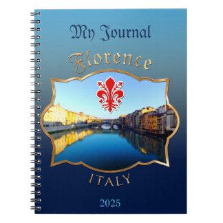 Florence - Ponte Vecchio Notebook