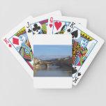 Florence Ponte Vecchio Poker Deck