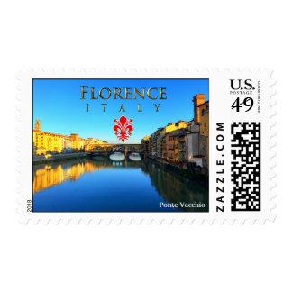 Florence - Ponte Vecchio Postage