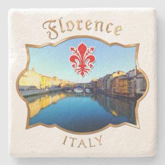 Florence - Ponte Vecchio Stone Coaster