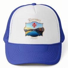 Florence - Ponte Vecchio Trucker Hat