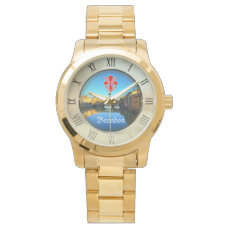 Florence - Ponte Vecchio Wristwatch