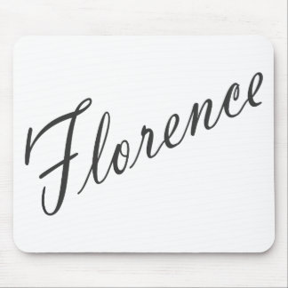 Florence Products! Mouse Pad