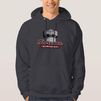 Florence Retro Charcoal Sweatshirt