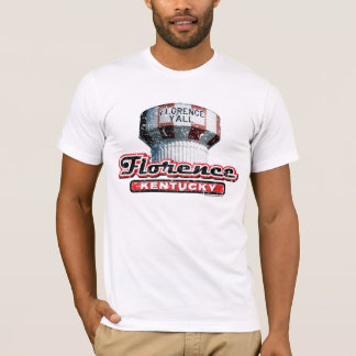 Florence Retro Fitted T T-Shirt
