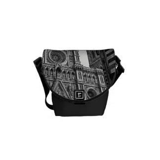 Florence- Rickshaw Messenger Bag