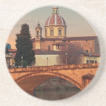 Florence - San Frediano in Cestello Beverage Coasters