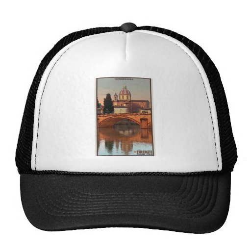 Florence - San Frediano in Cestello Mesh Hats