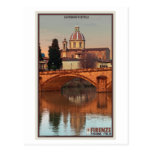 Florence - San Frediano in Cestello Post Card