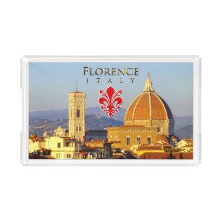 Florence - Santa Maria del Fiore Acrylic Tray