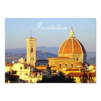 Florence - Santa Maria del Fiore Card