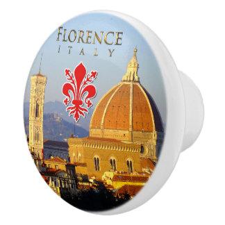 Florence - Santa Maria del Fiore Ceramic Knob