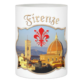 Florence - Santa Maria del Fiore Flameless Candle