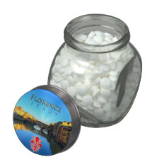 Florence - Santa Maria del Fiore Jelly Belly Candy Jar