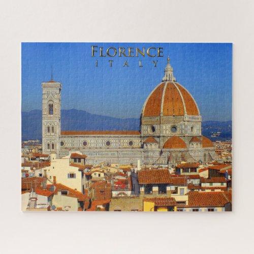 Florence _ Santa Maria del Fiore Jigsaw Puzzle