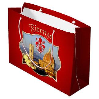 Florence - Santa Maria del Fiore Large Gift Bag