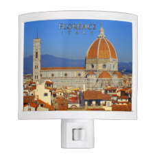 Florence - Santa Maria del Fiore Night Light
