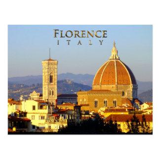 Florence - Santa Maria del Fiore Postcard