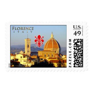 Florence - Santa Maria del Fiore Stamp