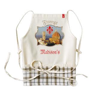 Florence - Santa Maria del Fiore Zazzle HEART Apron