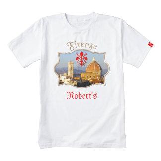 Florence - Santa Maria del Fiore Zazzle HEART T-Shirt