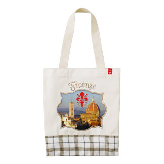 Florence - Santa Maria del Fiore Zazzle HEART Tote Bag