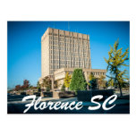 florence sc post card