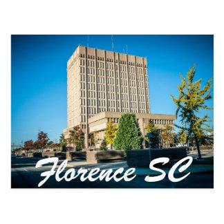 florence sc postcard