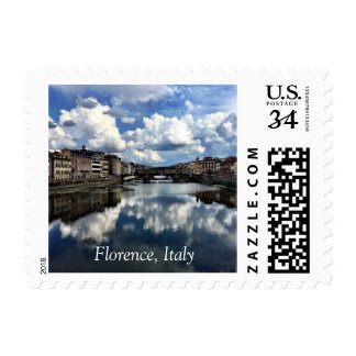 "Florence, Small, 1.8"" x 1.3"", $0.34 (Post Card) Postage"