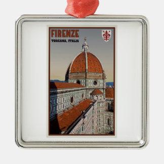 Florence - The Duomo Christmas Ornament