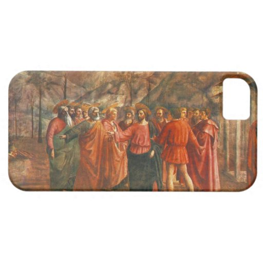 Florence tribute money iPhone 5 Case