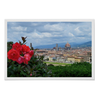 Florence, Tuscany, Italy Poster