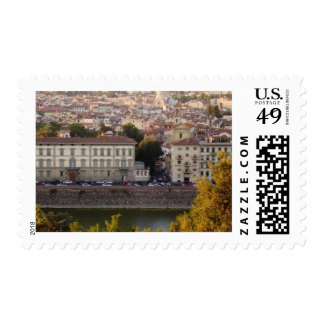 Florence view stamps