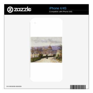 Florence. Walk. by Vasily Surikov iPhone 4S Decals